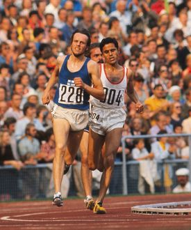1972 Munich Olympics - Men's 5000m