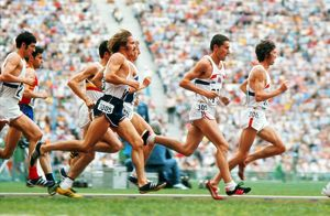 1972 Munich Olympics - Men's 5000m Final