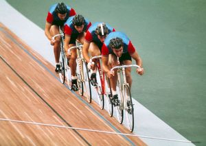 1976 Montreal Olympics: Cycling