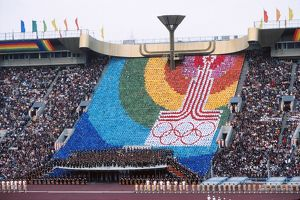 1980 Moscow Olympics - Opening Ceremony