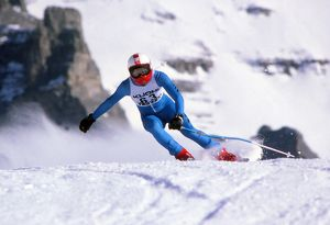 1982 FIS World Cup - Wengen
