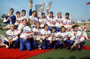 1988 Seoul Olympics: Men's Hockey