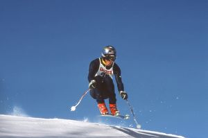 Andy Mill - 1979 FIS World Cup - Kitzbuhel