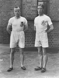 Bertram MacDonald & Stanley Ashby