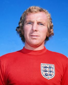 Bobby Moore - England