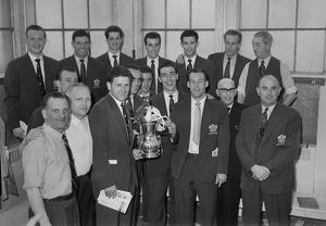 Bolton Wanderers - 1958 FA Cup Winners