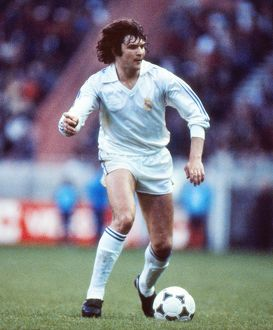 Camacho - Real Madrid