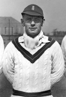 Cyril Washbrook - Lancashire C.C.C.