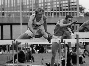 David Hemery and Alan Pascoe in 1969