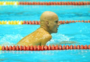 Duncan Goodhew - 1976 Montreal Olympics - Men's Swimming