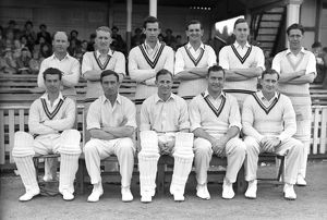England XI - 1953 Test Trial