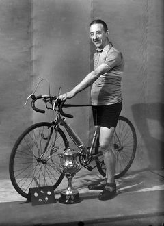 Frank Beeson - Dartmouth Cycling Club