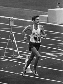 Frank Shorter - 1972 Olympic Marathon Champion