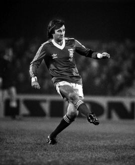 George Best plays for Ipswich Town