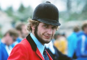 Great Britain's Adrian Parker at the 1976 Montreal Olympics