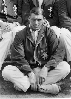 Bill Hitch - Surrey C.C.C.