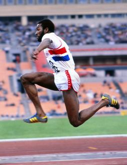 Keith Connor - 1980 Moscow Olympics - Triple Jump
