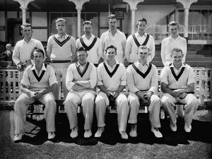 Lancashire C.C.C. - 1950 County Champions (shared)