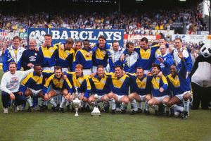 Leeds United - 1991/2 First Division Champions
