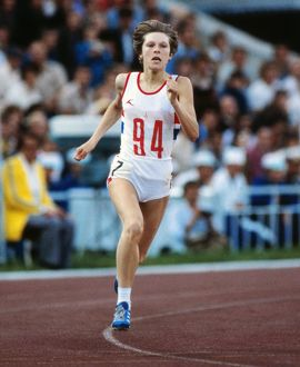 Linsey MacDonald - 1980 Moscow Olympics