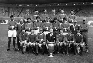 Manchester United - 1968 European Cup Champions