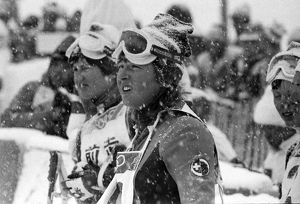Marie-Theres Nadig - 1972 Sapporo Winter Olympics - Skiing