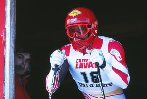 Martin Bell - 1988 FIS World Cup - Val d'Isere