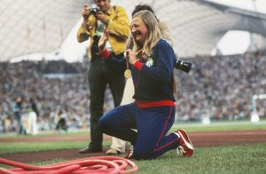 Mary Peters - 1972 Olympic Pentathlon Champion