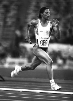 Phylis Smith - 1992 Barcelona Olympics