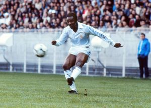 Real Madrid's Laurie Cunningham - 1981 European Cup Final