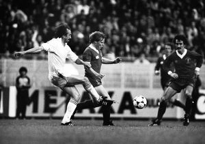 Real Madrid's Uli Stielike - 1981 European Cup Final