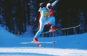 Ross Blyth - 1980 FIS World Cup - Val d'Isere