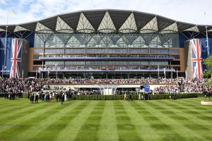 Royal Ascot: Ladies Day