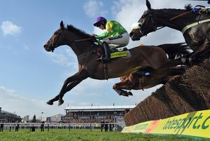 Ruby Walsh on Kauto Star - 2011 Cheltenham Gold Cup