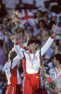 Seb Coe - 1984 Olympic 1500m champion