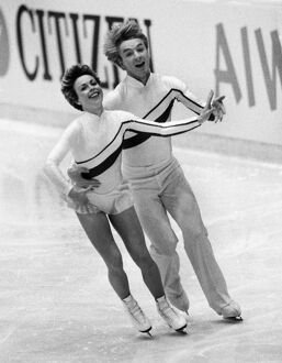 Torvill and Dean - 1983 World Figure Skating Championships