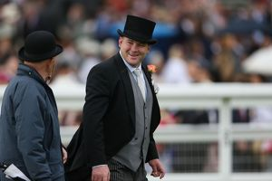 Trainer Peter Moody at Royal Ascot