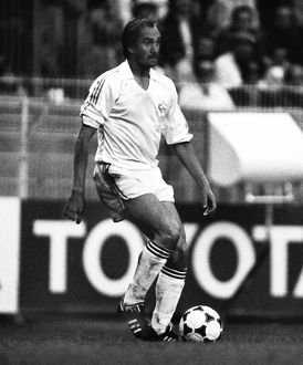 Uli Stielike - Real Madrid