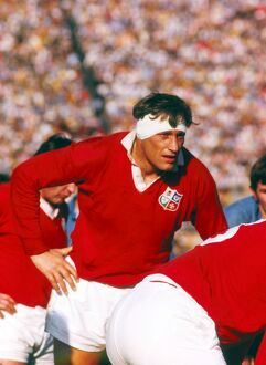 Willie John McBride - 1974 British Lions Tour to South Africa