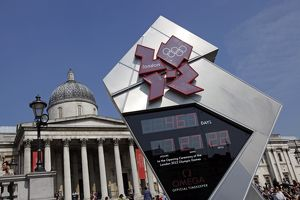 2012 Olympic Games clock, London