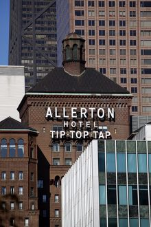Allerton Hotel, Chicago, Illinois, America