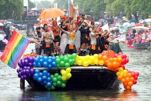 <b>Amsterdam Pride 2010</b><br>Selection of 74 items