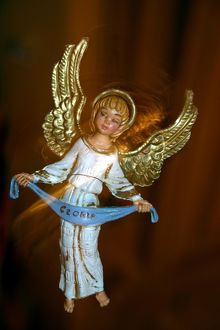 Angel Christmas decoration