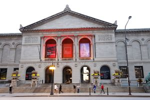 The Art Institute of Chicago, Illinois, America