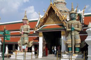 <b>Thai Temples</b><br>Selection of 71 items
