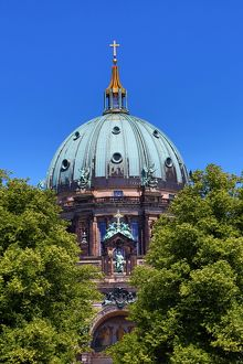 Berlin Cathedral, the Berliner Dom in Berlin, Germany