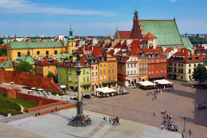 <b>Warsaw, Poland</b><br>Selection of 88 items