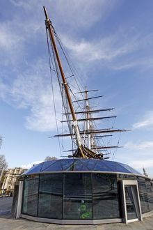 Cutty Sark Clipper Ship