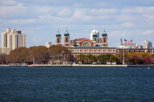 Ellis Island, New York. America