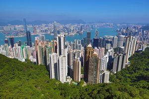 <b>Hong Kong Skyline</b><br>Selection of 65 items